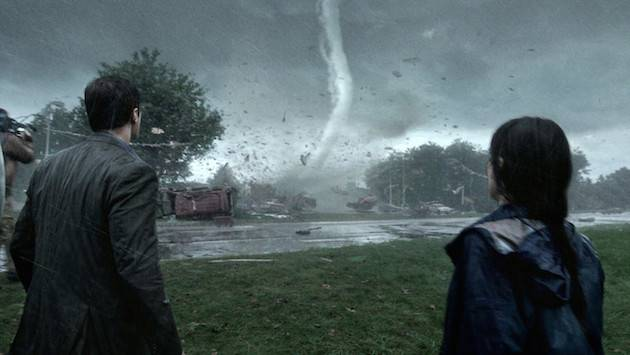 Once again, the weatherman gets it wrong... I image: Warner Bros.