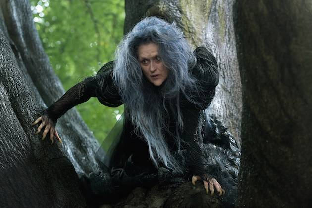 Streep is looking for that dodgy hairdresser I Image: Disney