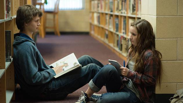 Kids in a library? What's going on? Image: Paramount