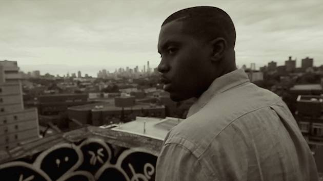 Nas. That's N-A-S. I Image: Tribeca Film