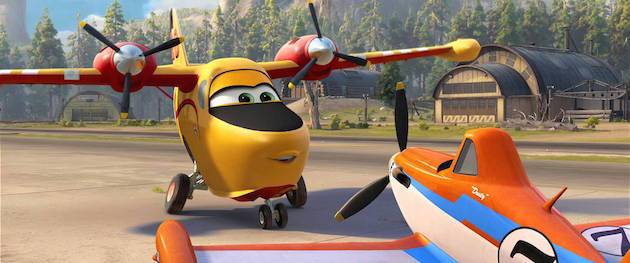 Your propellers look cute today I Image: Disney