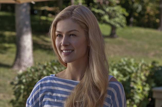 Butter wouldn't melt for Rosamund Pike I Image: 20th Century Fox