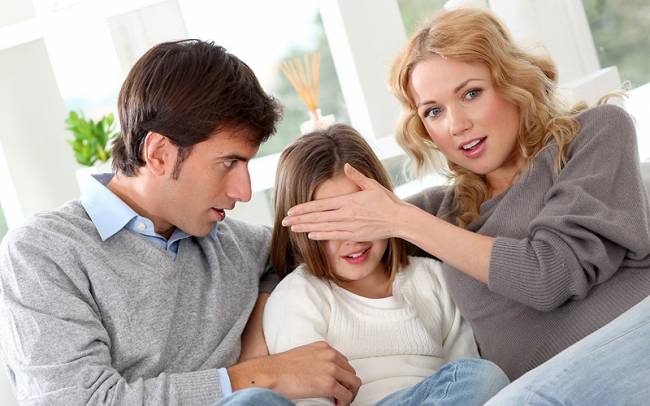 Please, Dad, don't make me watch Manchester City again   Image: ING (stock)