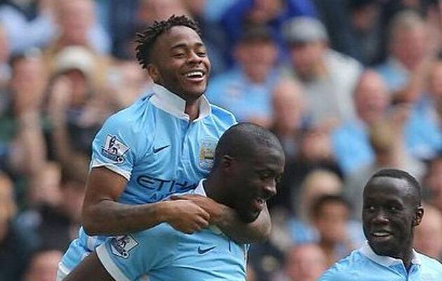 Riding high: Raheem Sterling has already made an impact at Manchester City – but can the England youngster spur his new club to European glory? | Image: Raheem Sterling's Instgram account