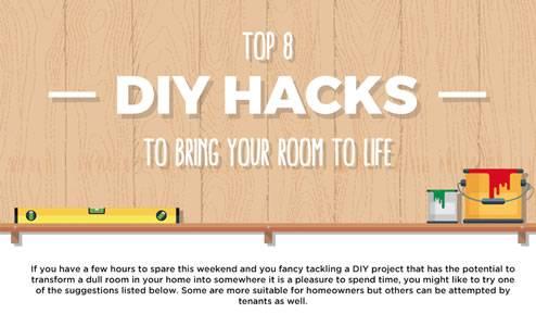 Link for DIY Hacks